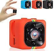 economico -SQ11 1080p con fotocamera posteriore Automobile DVR Angolo ampio Dash Cam con Registrazione veloce Registratore per auto