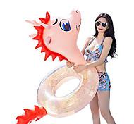 abordables -Jouets Gonflables de Piscine Radeau de salon Montez sur PVC / vinyle Dragon Animal Plaisir de l'eau Faveur de fête Baignade à la plage d'été 1 pcs Garçons et filles Enfant Adulte