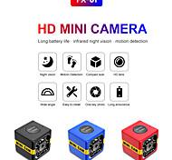 abordables -fx01 vision nocturne petit secret micro vidéo mini caméra cam microcaméra minicamera avec capteur de mouvement full hd 1080p security dvr