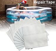 economico -10pcs kit di riparazione del galleggiante per il nuoto in pvc adesivo per colla per forature per piscine gonfiabili per piscine gonfiabili