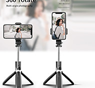 abordables -l02 bluetooth selfie bâton extensible tiktok youtube bâton selfie longueur maximale à 100 cm contrôle sans fil bâton selfie pour samsung iphone xiaomi huawei appareils intelligents