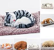 economico -decorazione per auto simulazione creativa pacchetto auto per cani auto carbone di bambù peluche forniture per interni gatto