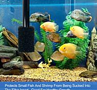 abordables -Aquarium Aquarium Eponge Aspirateur Lavable Précautions de Lavage Non toxique & Sans Goût Éponge 1 pc