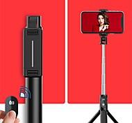 abordables -Bâton de selfie Bluetooth Extensible Longueur maximale 67 cm Pour Universel Android / iOS Universel