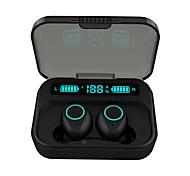 economico -BNO AUDIO i32 Auricolari wireless Cuffie TWS Bluetooth5.0 HIFI Con la scatola di ricarica IPX5 per Apple Samsung Huawei Xiaomi MI Cellulare