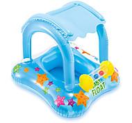abordables -Jouets Gonflables de Piscine Flotteur de natation pour bébé Auvent pare-soleil PVC / vinyle Plaisir de l'eau Baignade à la plage d'été 1 pcs Garçons et filles Enfant Bébé