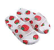 abordables -2020 Net Celebrity Summer Fruit Chaussures Parent-Enfant Maison Intérieur Antidérapant Fond Souple Petits, Moyens et Grands Sandales et Pantoufles Pour Enfants Fabricants Vente en gros