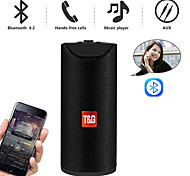 economico -T&G TG113A Casse acustiche per esterni Senza filo Bluetooth Portatile Altoparlante Per PC Il computer portatile Cellulare