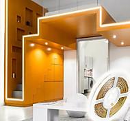 abordables -bandes lumineuses à led 1x 2m smd2835 led sous la lumière de l'armoire ip65 led bande flexible lampe à led avec capteur de mouvement pir sans fil lumière de ruban flexible pour escaliers de cuisine