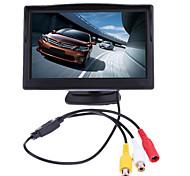 abordables -kit de radar de recul led pz451 plug and play pour voiture
