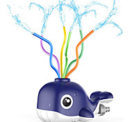abordables -gicleurs de jouets aquatiques pour enfants, jouets d'extérieur arroseurs de baleines en rotation jouets d'extérieur pour les tout-petits âgés de 3 à 8 ans, garçons et filles, gicleurs pour enfants