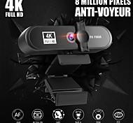 economico -LITBest 8802-4K 4 mp Videocamera IP Al Coperto Supporto 64 GB / Con filo / CMOS / Fisso / Plug-and-Play
