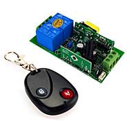 economico -interruttore relè ac220v 2ch / ricevitore relè 10a per luce / accensione led / 433 mhz