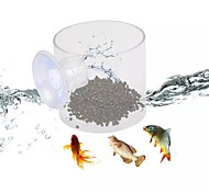 abordables -Anneau d'alimentation de nourriture de poisson de flottabilité aquarium réservoir de poissons petit type mangeoire de poissons tropicaux cercle d'alimentation accessoires d'aquarium