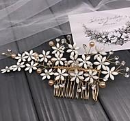 economico -vendita diretta in fabbrica accessori da sposa accessori per capelli fiore coreano pettine per capelli