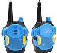 abordables -2pcs bébé talkie-walkie jouet enfants semblant jouer interaction jouet radio à distance talkie-walkie jouet enfant jouet éducatif