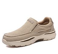 economico -scarpe di tela di grandi dimensioni 2020 scarpe casual da uomo con tacco piatto da uomo autunno scarpe casual da uomo con suola spessa scarpe di stoffa scarpe da uomo di grandi dimensioni