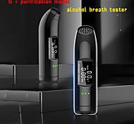 abordables -alcootest testeur d'alcool numérique analyseur d'haleine professionnel écran lcd chargeur usb dispositif de détection d'alcool