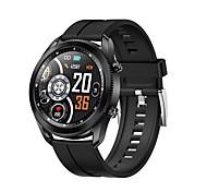 abordables -Tk88 longue durée de vie de la batterie Smartwatch prend en charge les appels Bluetooth et la mesure de la fréquence cardiaque / de la pression artérielle, traqueur de sport pour les téléphones iPhone / Android
