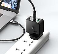 economico -MCDODO 30 W Potenza di uscita USB USB C Caricatore PD Caricatore veloce Caricatore del telefono Caricabatterie fisso Caricabatterie portatile Caricabatteria di Muro Portatile QC 3.0 Kit caricabatterie