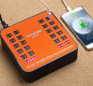 economico -200 W Potenza di uscita USB Caricatore USB Ricarica veloce Per Universale