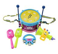 abordables -5 pièces enfants tambour trompette jouet musique percussion instrument bande kit apprentissage précoce jouet éducatif bébé enfants enfants cadeau