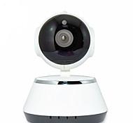 abordables -gadinan cctv 720p wifi mini bébé moniteur sans fil caméra ip ptz p2p surveillance sécurité maison moniteur vidéo vision nocturne v380