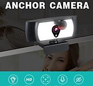economico -webcam 4k 2k 1080p full hd web camera with light microfono usb web cam for pc computer laptop youtube skype video mini camera