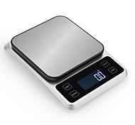 economico -0.5g-5000g display lcd con spegnimento automatico bilancia da cucina elettronica multi-modalità vita domestica cucina quotidiana