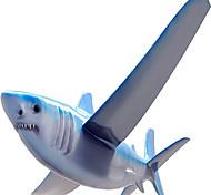 economico -aereo squalo aliante, aeroplano volante in styro-foam per bambini, blu