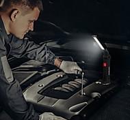 economico -otolampara 200w cob led torcia magnete officina torcia garage ispezione lavoro luce lanterna portatile portatile lampada ricaricabile usb meccanica