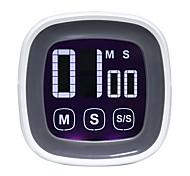 abordables -TS-BN54 Portable / Professionnel Thermomètre numérique LCD Température Réglable, avec alerte, Écran LCD rétro-éclairé