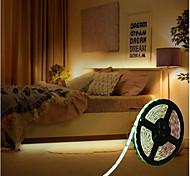 abordables -bande led lumières dimmable wifi télécommande intelligente rgb tiktok lumières gradation 5m 300 leds 5050 smd avec kit de contrôleur de clé ir24 dc12v