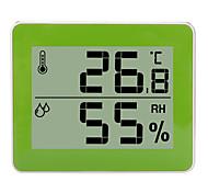 abordables -TS-E01 Portable / Multifonction Hygromètres Mesurer la température et l'humidité, Écran LCD rétro-éclairé