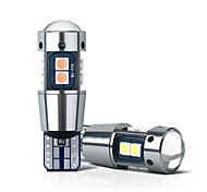 abordables -t10 w5w led voiture tournez le marqueur de lumière latérale ensemble de 2 pièces lampe de marqueur de lumière de dôme de lecture intérieure wy5w 501168192 led ampoule de stationnement de coin