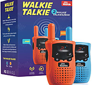 abordables -talkies-walkies pour enfants (2 pièces) jouets de plein air pour enfants talkie-walkie longue portée pour enfants convivial facile à utiliser