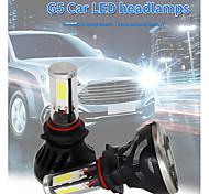 abordables -g5 kit de phare led h7 40w ip67 kit de conversion led étanche h4 h11 9006 2pcs