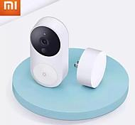 economico -xiaomi 1080 wifi smart video campanello ai rilevamento identificazione viso videocamera citofono wireless campanello per visione notturna a infrarossi