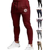 economico -Per uomo Pantaloni della tuta Pantaloni da jogger Pantaloni da pista Sportivo Abbigliamento sportivo Pantaloni A cordoncino Inverno Corsa Marcia Jogging Addestramento Traspirazione umidit