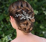 economico -accessori per capelli da sposa vendite dirette in fabbrica accessori per abiti da sposa con temperamento di fascia alta europei e americani semplici forcine per capelli con strass a occhio di cavallo