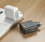 economico -10 W Potenza di uscita USB Caricabatterie portatile Portatile Multiuscita Zero Per Cellulari