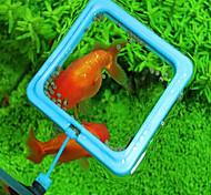 abordables -Aquarium Mangeoire à poisson Bocal à Poissons Mangeoire à poisson Ajustable Plastique 1 pc