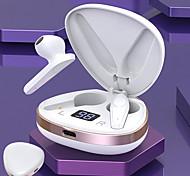 economico -X19 Auricolari wireless Cuffie TWS Bluetooth 5.1 Stereo Dotato di microfono Con il controllo del volume per Apple Samsung Huawei Xiaomi MI Cellulare
