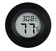 abordables -TS-W0032 Mini / Portable Hygromètres Mesurer la température et l'humidité, Écran LCD rétro-éclairé