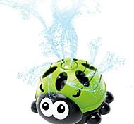 abordables -jouet d'arrosage d'eau pour enfants et tout-petits - jouet d'eau de jardin d'été en plein air - jouet de bain rotatif en forme d'animal - se fixe au tuyau d'arrosage (jouet d'arrosage de coléoptère