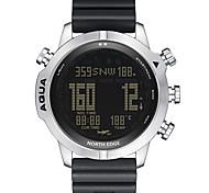 economico -NORTH EDGE Per uomo Orologio sportivo Digitale Digitale Sportivo All'aperto Altimetro Bussola Cronometro / Un anno