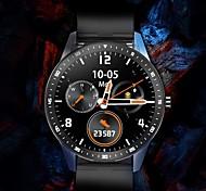 abordables -x6 longue durée de vie de la batterie smartwatch prend en charge la mesure de la fréquence cardiaque / de la pression artérielle, tracker de sport pour les téléphones iPhone / Android