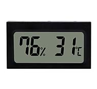 abordables -TH05 Mini / Portable Hygromètres Mesurer la température et l'humidité, Écran LCD rétro-éclairé