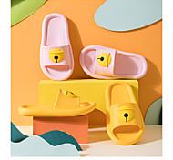 abordables -sandales et pantoufles d'intérieur de dessin animé mignon garçons et filles à la maison enfants chaussures de bébé enfants moyens et petits pantoufles pour enfants d'été