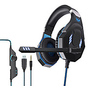 """economico -OVLENG GT93 Cuffie da gioco """"Jack audio USB da 3,5 mm"""" Design ergonomico Retrattile Stereo per Apple Samsung Huawei Xiaomi MI PC"""